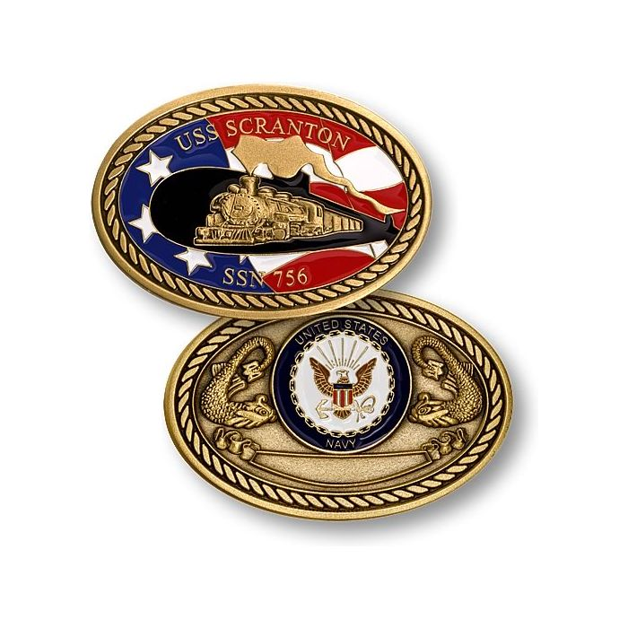 Integrated Zombie Eradication and Containment Command Charlie Team Challenge Coin